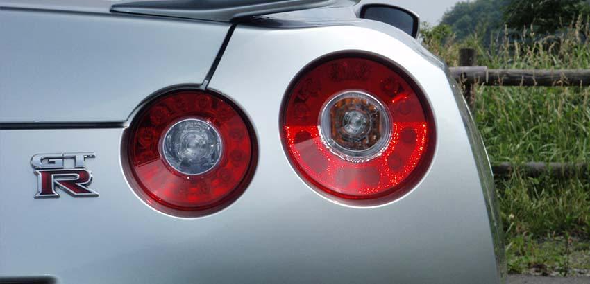 GTR R35 テールランプ